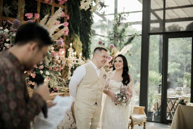 THE WEDDING OF SHABRINA & LUTHFI by Amorphoto - 002