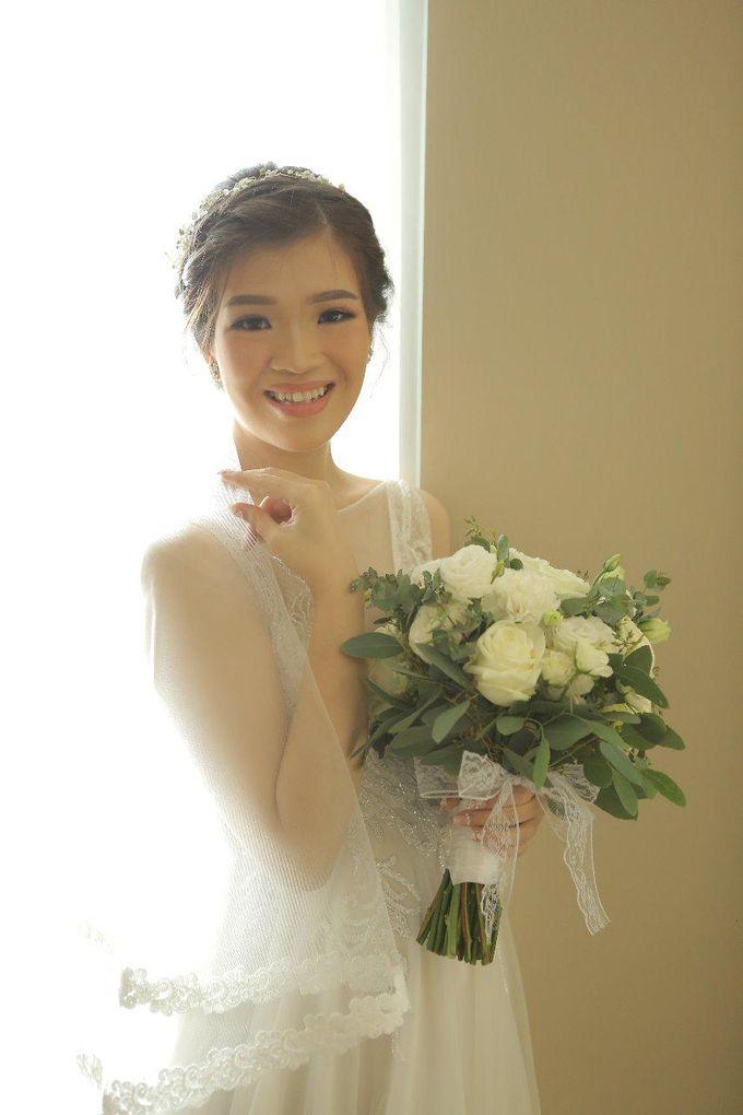 Angela & Willy Wedding at eL Hotel Royale Jakarta by Jesblossom House Of Flower - 014