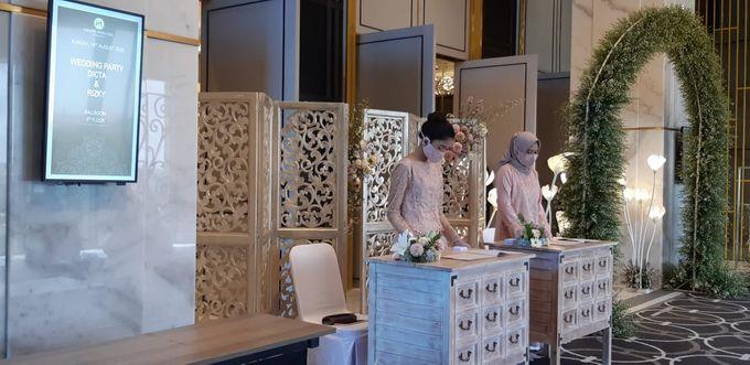 Wedding Party of Rizky & Dicta by Grand Mercure Surabaya City - 001