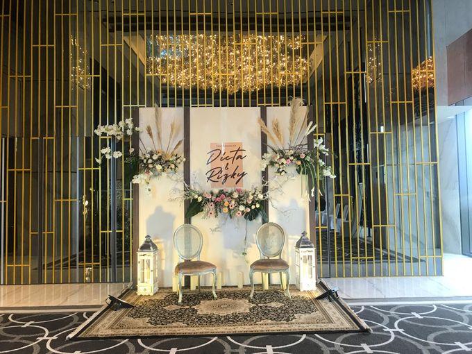 Wedding Party of Rizky & Dicta by Grand Mercure Surabaya City - 002