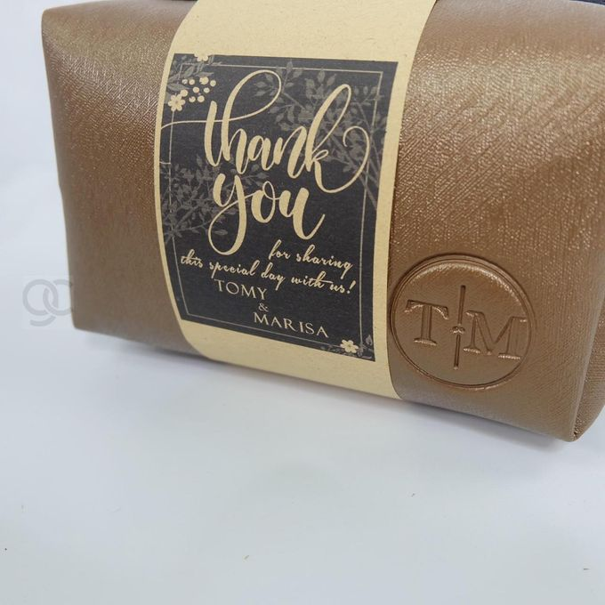 boxy premium packaging roll paper for tomy & lida by Gemilang Craft - 002