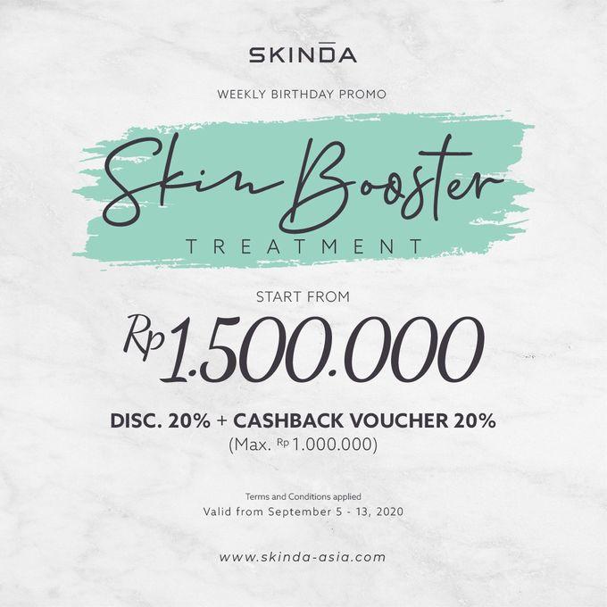 Promo by SKINDA Medical Skin Care & Dermatology Center - 001