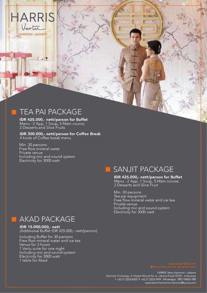 Wedding Package 2021 By Harris Vertu Hotel Harmoni Bridestory Com