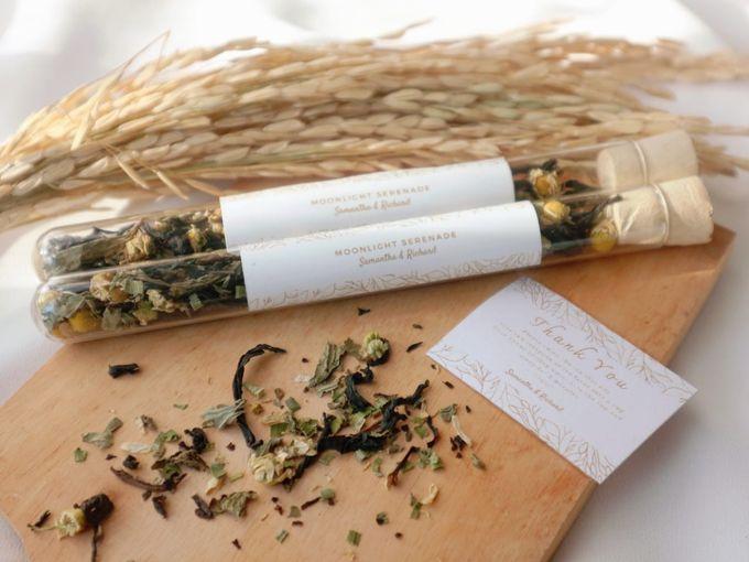 Abelia Package by Nate & Irine Tea Company - 003