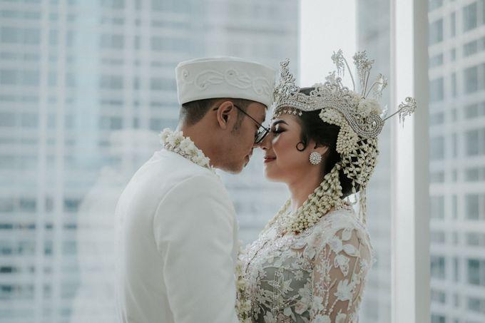 The Wedding of Rizki dan Melisa by  Menara Mandiri by IKK Wedding (ex. Plaza Bapindo) - 001