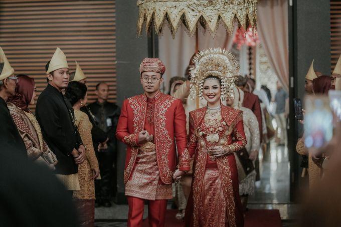 The Wedding of Rizki dan Melisa by  Menara Mandiri by IKK Wedding (ex. Plaza Bapindo) - 002