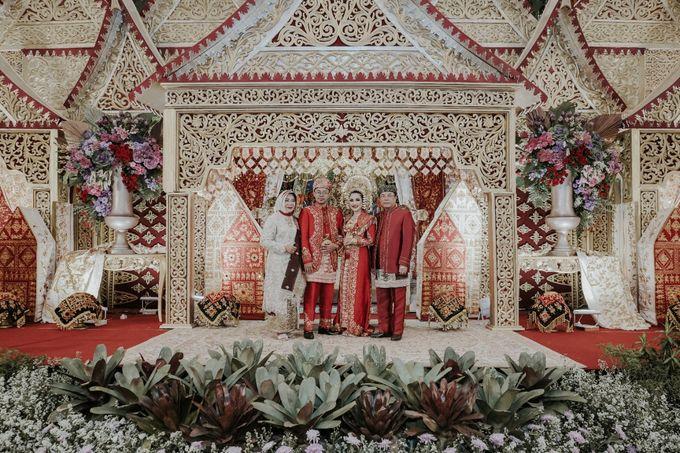 The Wedding of Rizki dan Melisa by  Menara Mandiri by IKK Wedding (ex. Plaza Bapindo) - 004