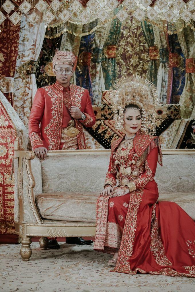 The Wedding of Rizki dan Melisa by  Menara Mandiri by IKK Wedding (ex. Plaza Bapindo) - 005