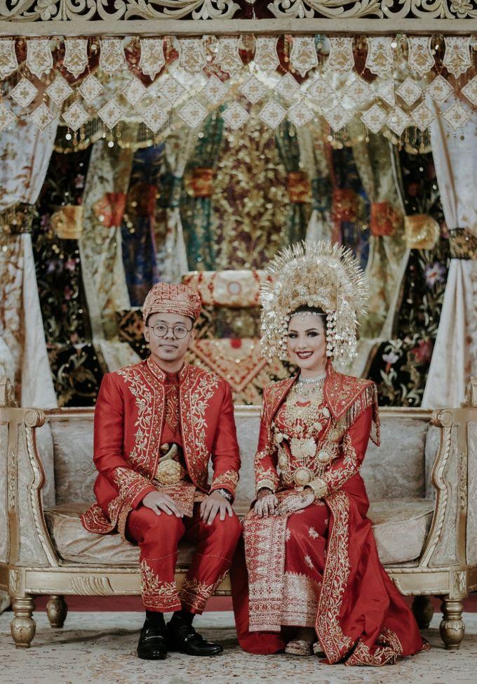 The Wedding of Rizki dan Melisa by  Menara Mandiri by IKK Wedding (ex. Plaza Bapindo) - 006