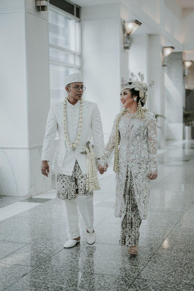 The Wedding of Rizki dan Melisa by  Menara Mandiri by IKK Wedding (ex. Plaza Bapindo) - 007
