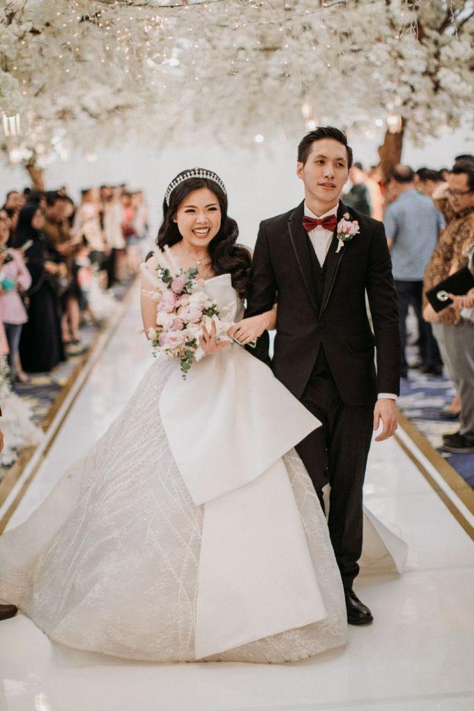 INTERNATIONAL WEDDING OF ANDRYAN & CALANDRA by Skenoo Hall Emporium Pluit by IKK Wedding - 001