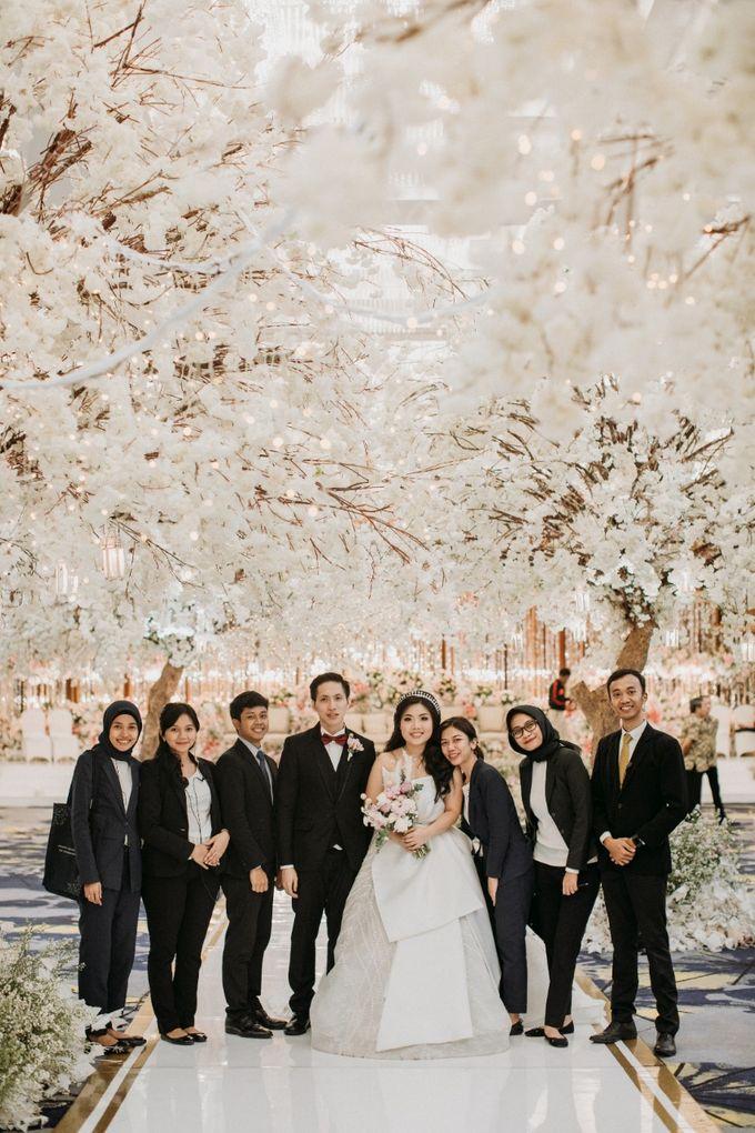 INTERNATIONAL WEDDING OF ANDRYAN & CALANDRA by Skenoo Hall Emporium Pluit by IKK Wedding - 004
