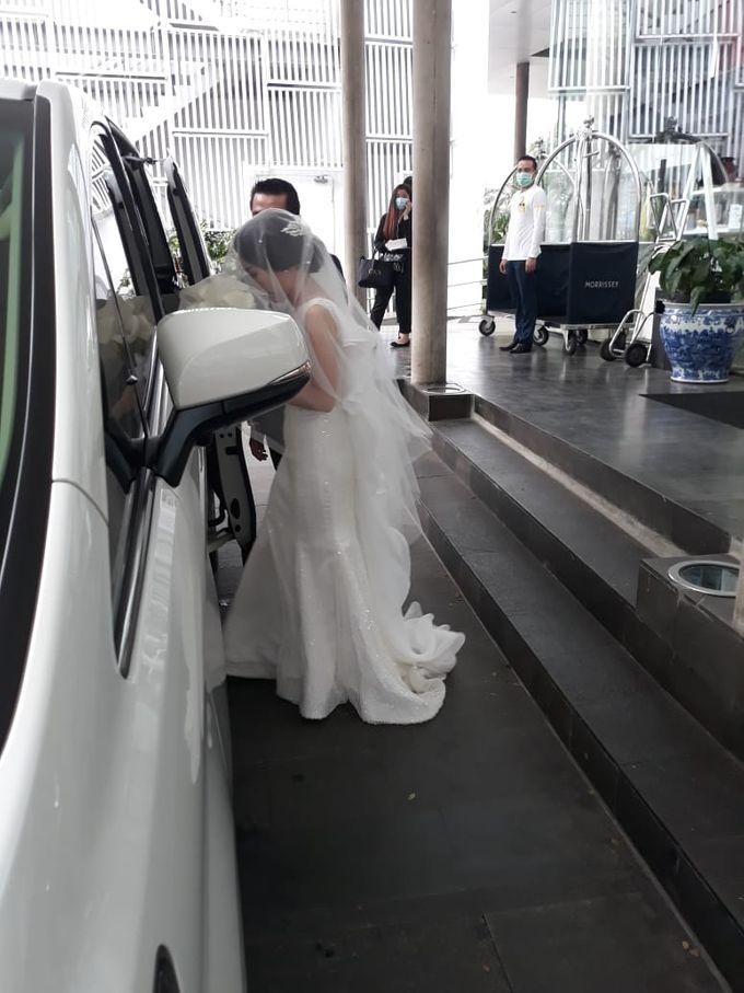 Amelia & Mario's wedding 9 Okt 2020 by Velvet Car Rental - 003