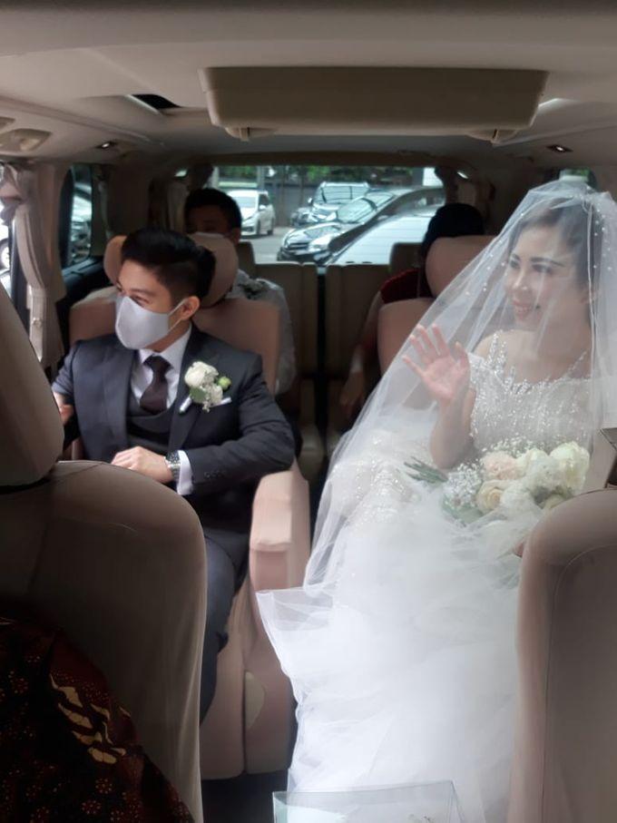 Alvin & Cecilia's wedding 10 Okt 2020 by Velvet Car Rental - 003