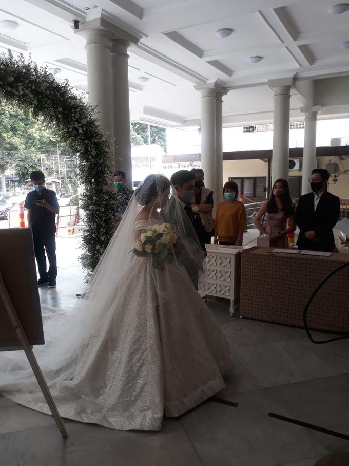 Alvin & Cecilia's wedding 10 Okt 2020 by Velvet Car Rental - 004