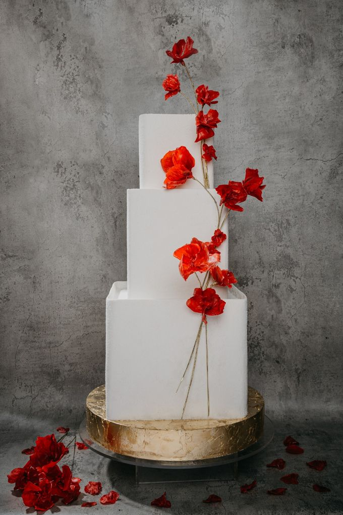 INTIMATE - Simple & Elegant by Ivoire Cake Design - 003