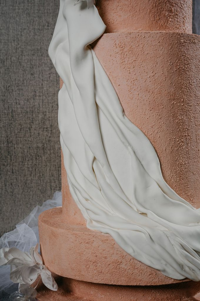 INTIMATE - Drape Fabric by Ivoire Cake Design - 003