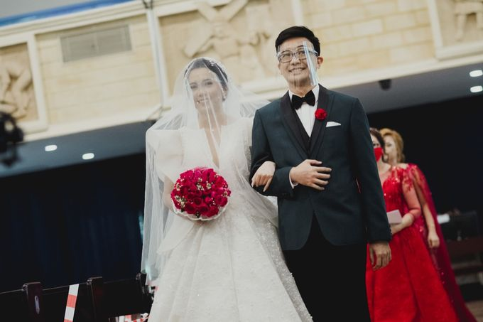 The Wedding of Ivan & Cindy by LOTA   LAURENT AGUSTINE - 011