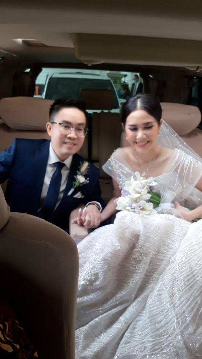 Hendra & Shinta's wedding 1 Nov 2020 by Velvet Car Rental - 005