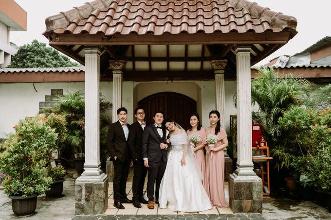 Holy Matrimonity of Bima & Irene by Skenoo Hall Emporium Pluit by IKK Wedding - 003