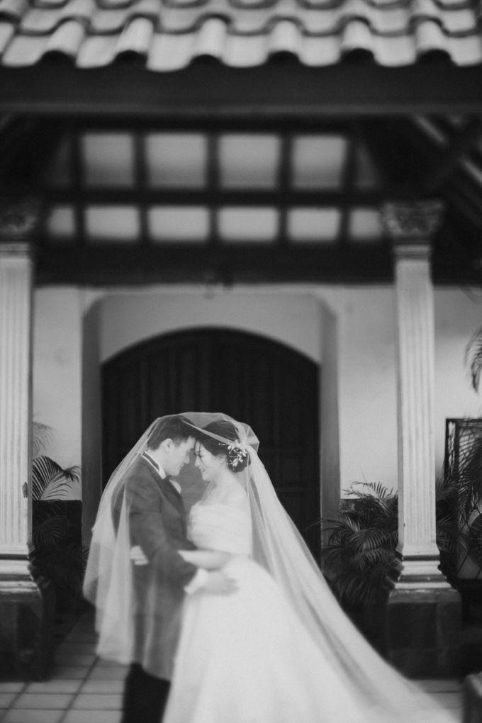 Holy Matrimonity of Bima & Irene by Skenoo Hall Emporium Pluit by IKK Wedding - 012