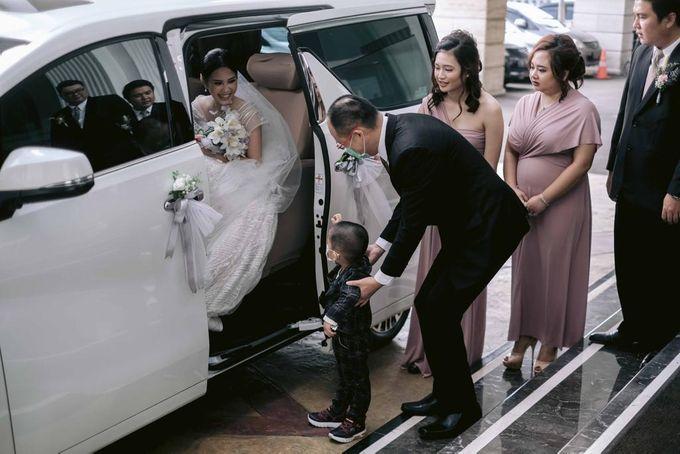 Hendra & Shinta's wedding 1 Nov 2020 by Velvet Car Rental - 002