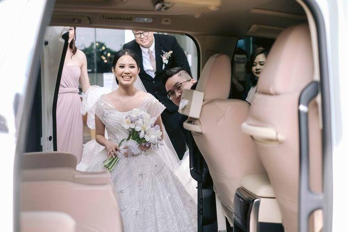 Hendra & Shinta's wedding 1 Nov 2020 by Velvet Car Rental - 003