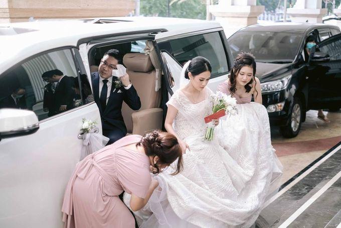 Hendra & Shinta's wedding 1 Nov 2020 by Velvet Car Rental - 004