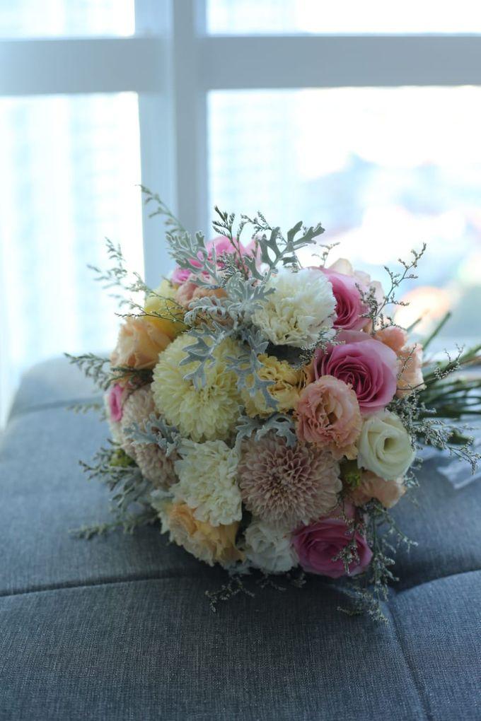 Fita & Erick Wedding by Jesblossom House Of Flower - 001