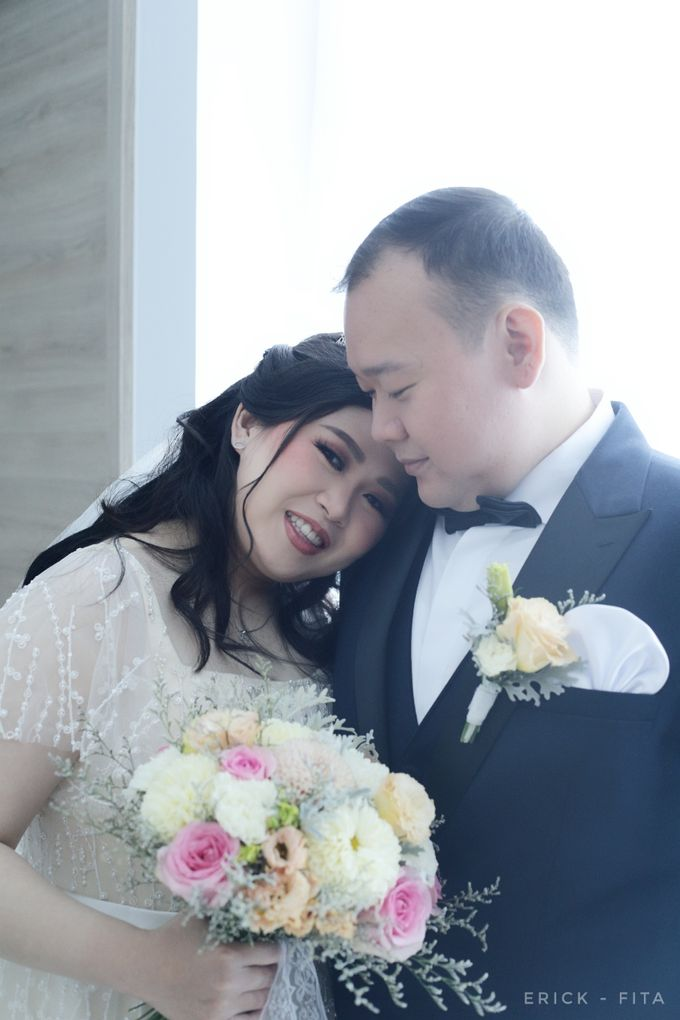 Fita & Erick Wedding by Jesblossom House Of Flower - 002