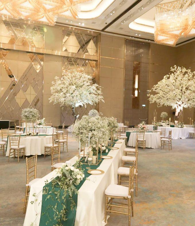 Wedding Venues Hotel InterContinental Jakarta Pondok Indah by InterContinental Jakarta Pondok Indah - 010