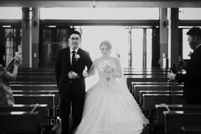 The Wedding of Edward and Indri by Hello Elleanor - 013
