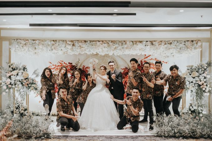 The Wedding of Edward and Indri by Hello Elleanor - 015