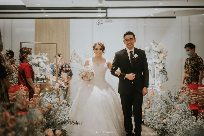 The Wedding of Edward and Indri by Hello Elleanor - 014