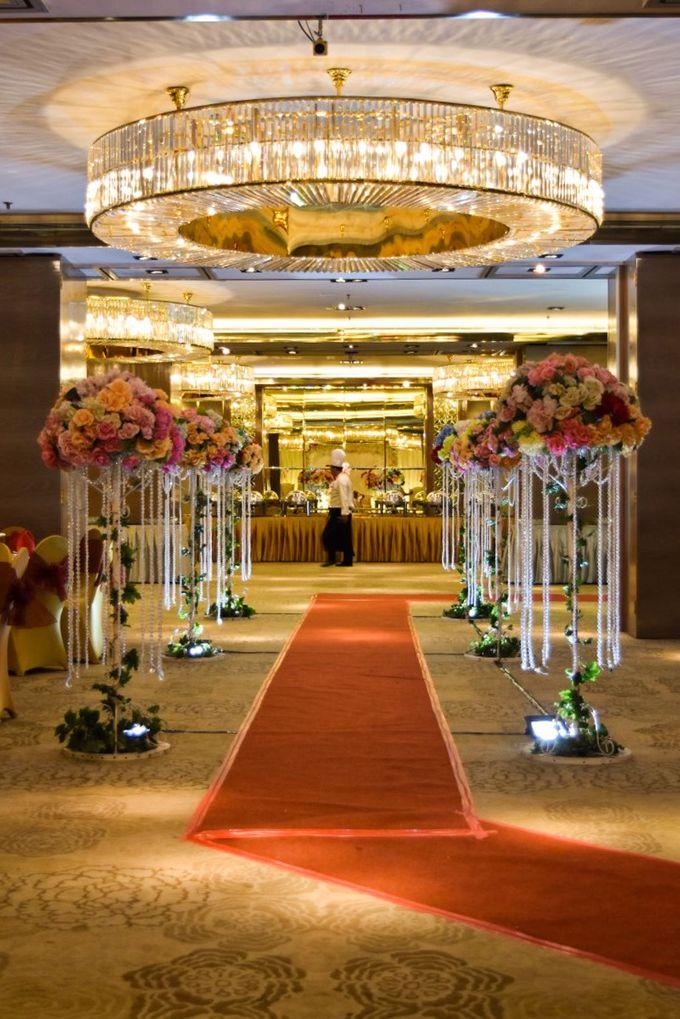 Premium Intimate Wedding at Ambhara Hotel Jakarta by Bright Wedding Jakarta - 003