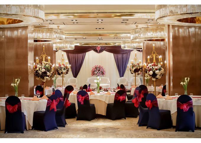 Premium Intimate Wedding at Ambhara Hotel Jakarta by Bright Wedding Jakarta - 010