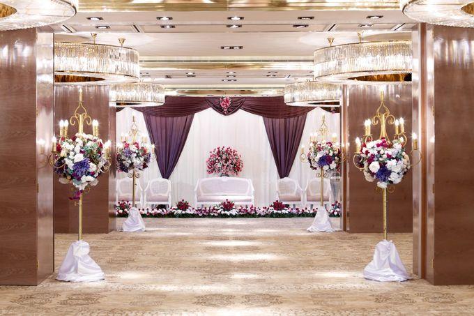 Premium Intimate Wedding at Ambhara Hotel Jakarta by Bright Wedding Jakarta - 009