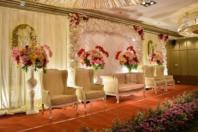 Premium Intimate Wedding at Ambhara Hotel Jakarta by Bright Wedding Jakarta - 006