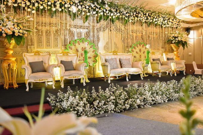 Premium Intimate Wedding at Ambhara Hotel Jakarta by Bright Wedding Jakarta - 008