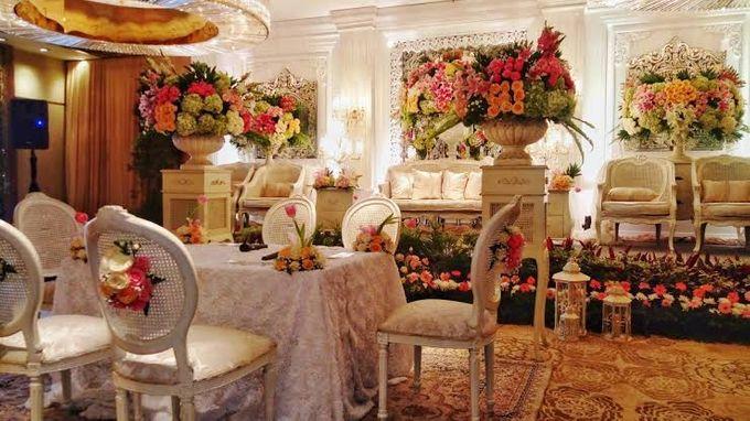 Premium Intimate Wedding at Ambhara Hotel Jakarta by Bright Wedding Jakarta - 004