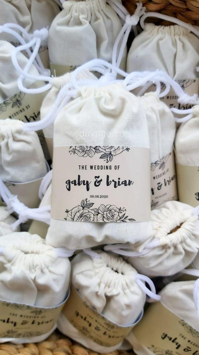 Gaby & Brian by Patron Wedding Organizer Yogyakarta - 001