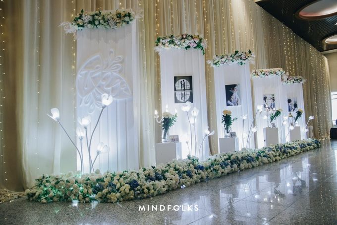 Tomo & Widya's Wedding by  Menara Mandiri by IKK Wedding (ex. Plaza Bapindo) - 004