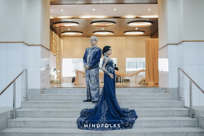 Tomo & Widya's Wedding by  Menara Mandiri by IKK Wedding (ex. Plaza Bapindo) - 003