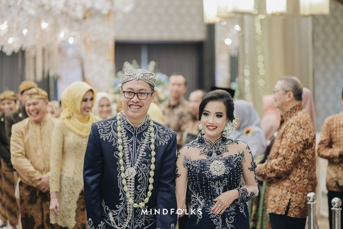 Tomo & Widya's Wedding by  Menara Mandiri by IKK Wedding (ex. Plaza Bapindo) - 001