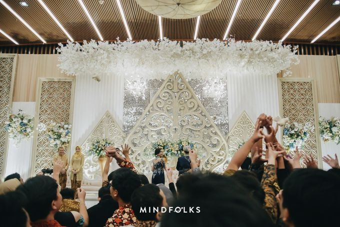 Tomo & Widya's Wedding by  Menara Mandiri by IKK Wedding (ex. Plaza Bapindo) - 002
