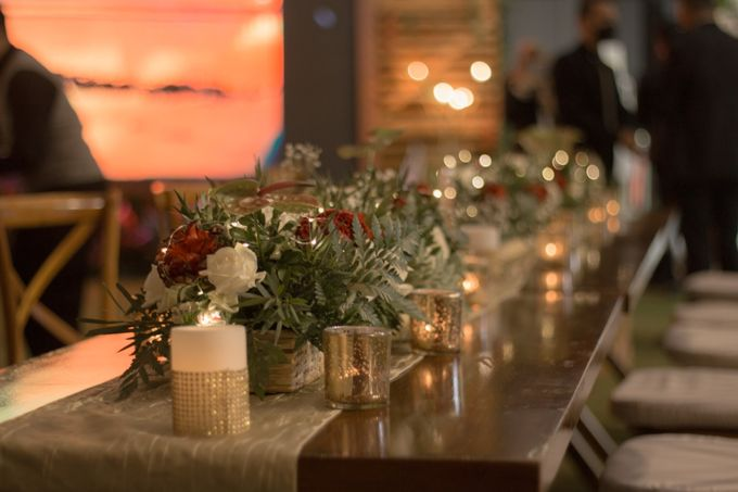 Preium Intimate Wedding at Teraskita Hotel Jakarta by Bright Wedding Jakarta - 007