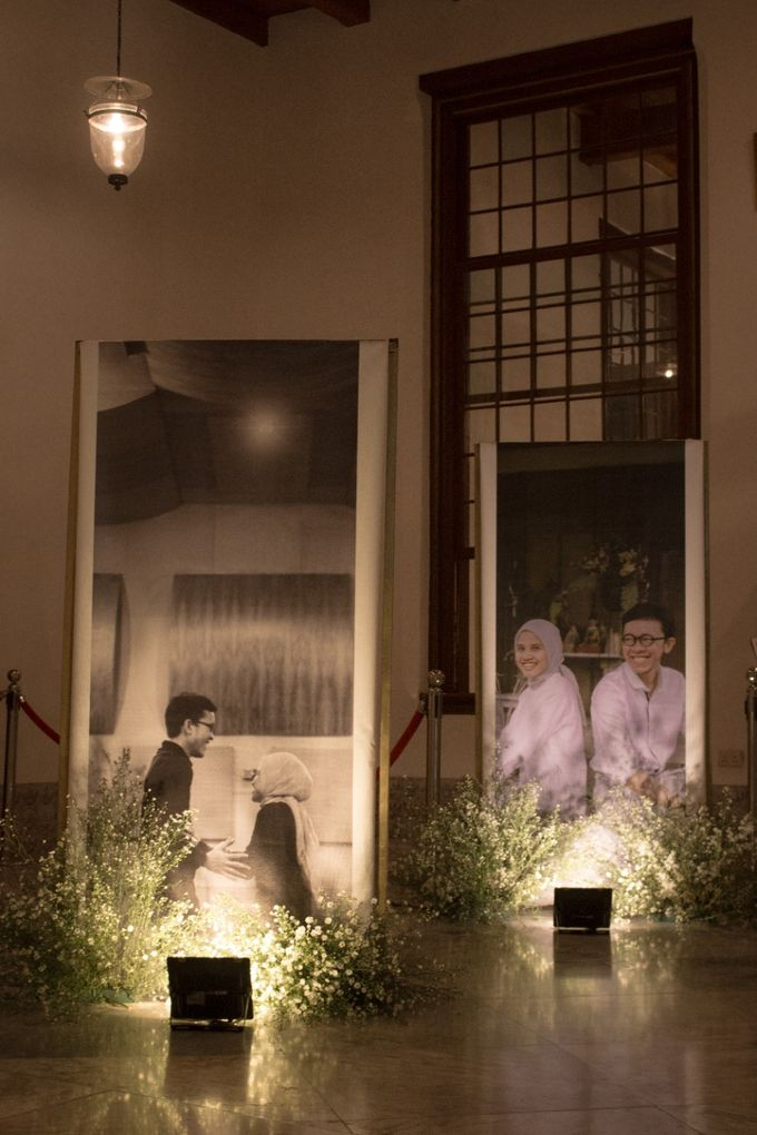 Preium Intimate Wedding at Teraskita Hotel Jakarta by Bright Wedding Jakarta - 001