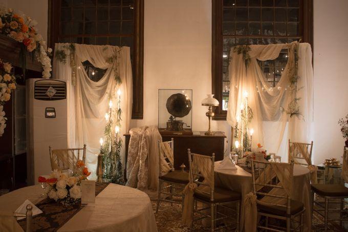 Preium Intimate Wedding at Teraskita Hotel Jakarta by Bright Wedding Jakarta - 006