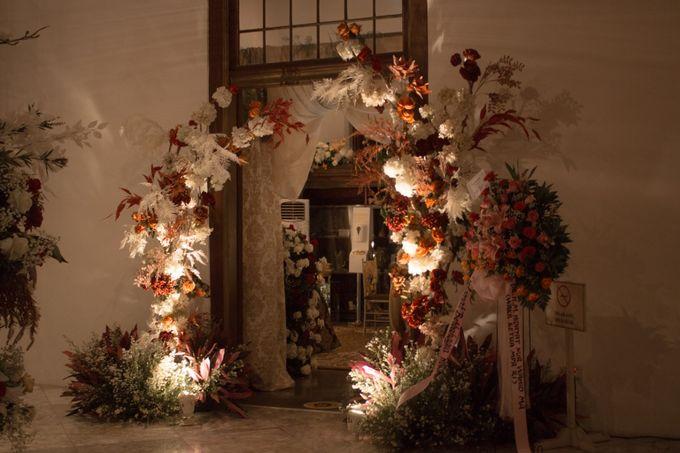 Preium Intimate Wedding at Teraskita Hotel Jakarta by Bright Wedding Jakarta - 004