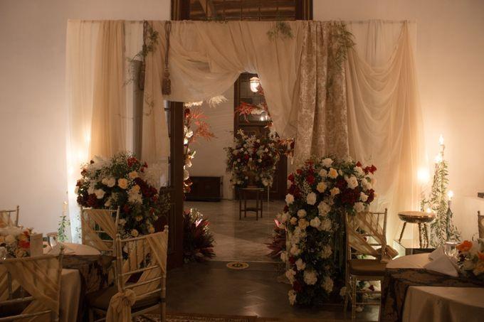 Preium Intimate Wedding at Teraskita Hotel Jakarta by Bright Wedding Jakarta - 005
